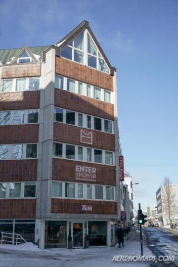 Enter City Apartments Tromso