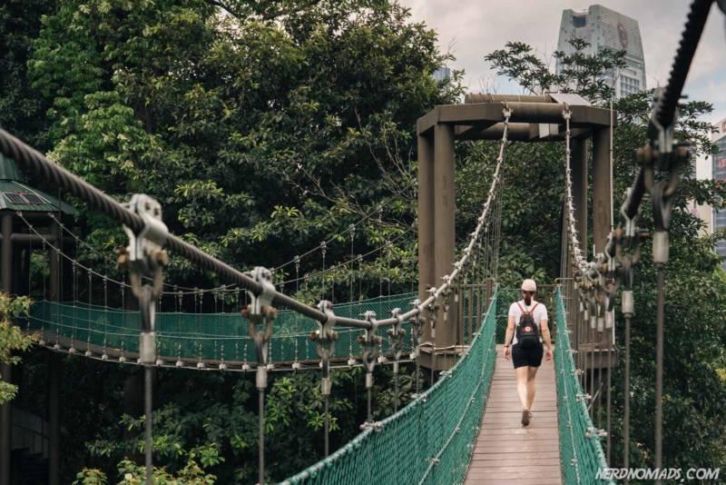 Canopy Walk Eco Park KL