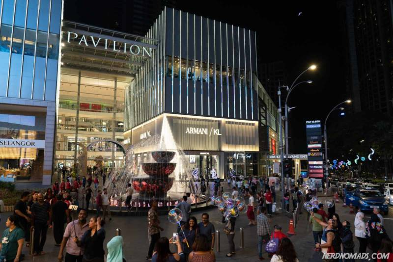 Pavillion Shopping Mall Bukit Bintang