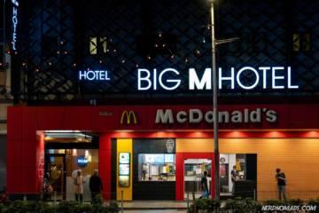 The Big M Hotel - Kuala Lumpur