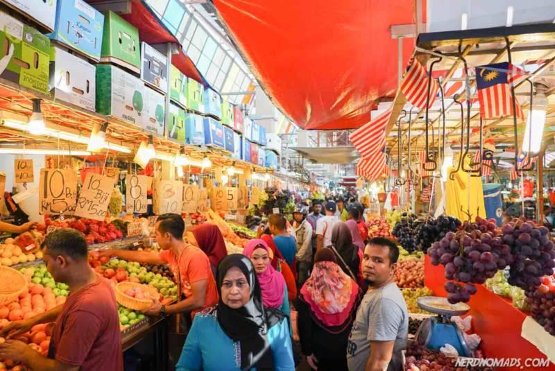 Bazaar Baru Chow Kit
