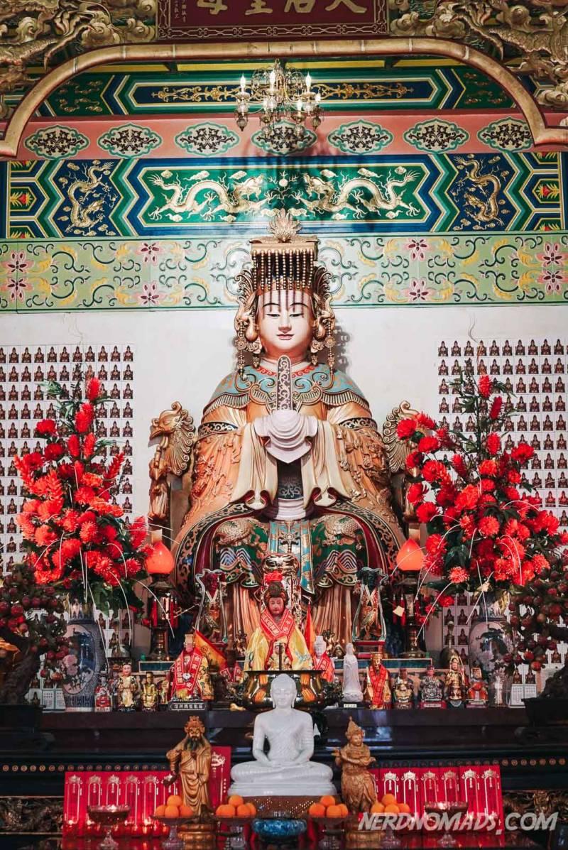 Thean Hou Temple Kuala Lumpur