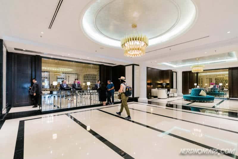 Ritz-Carlton Hotel Kuala Lumpur