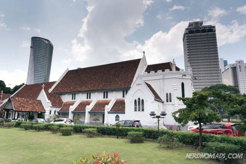 St Marys Church Kuala Lumpur