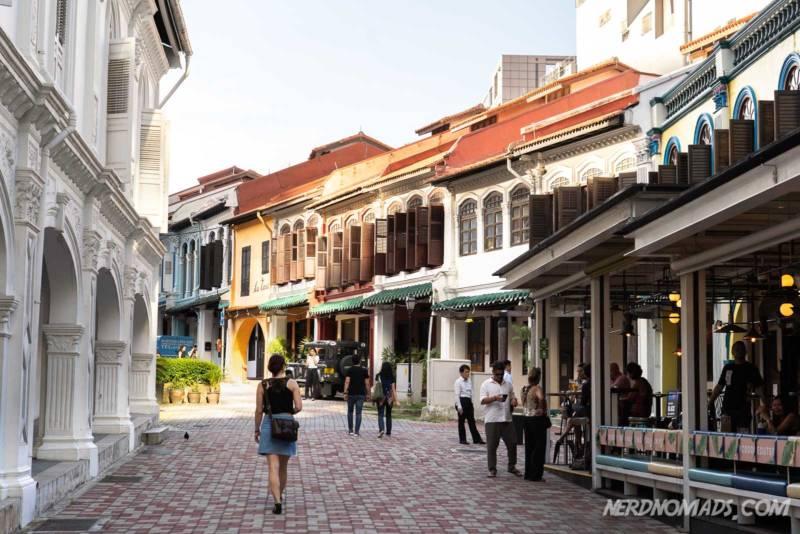 Emerald Street Singapore