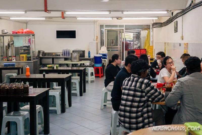 Restoran Kin Kin in Kuala Lumpur