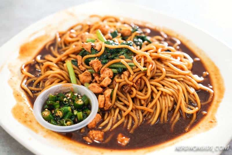 Mee Hoon at Kafe Old Market Square KL