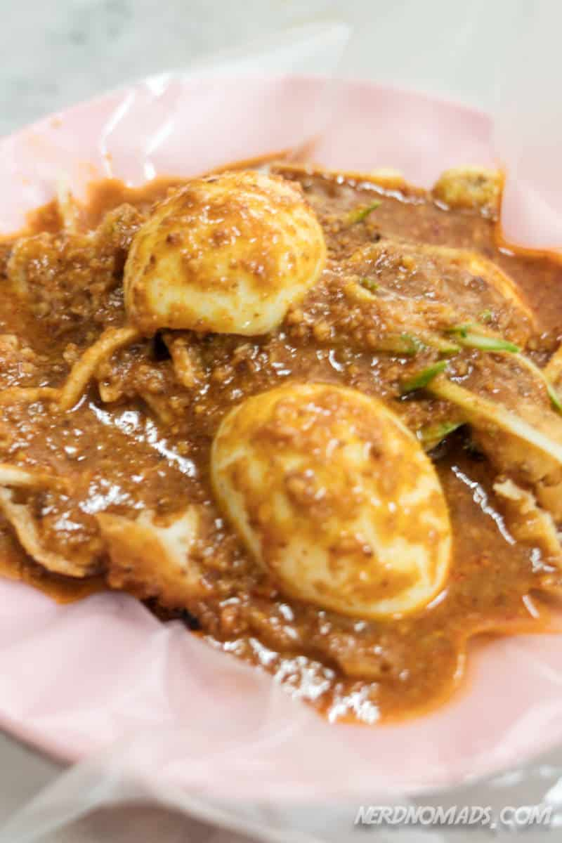 Rojak at Capital Cafe in KL
