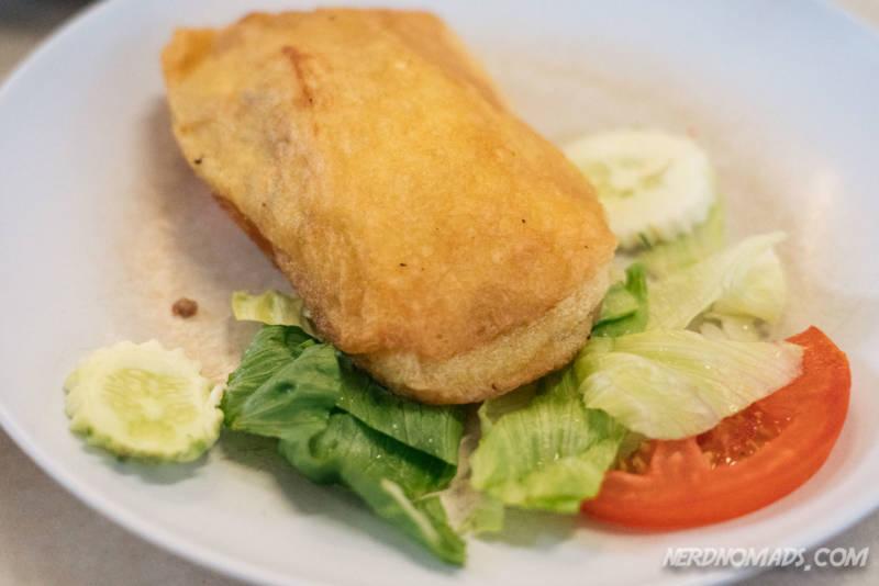 Roti Babi at Yut Kee Restaurant KL