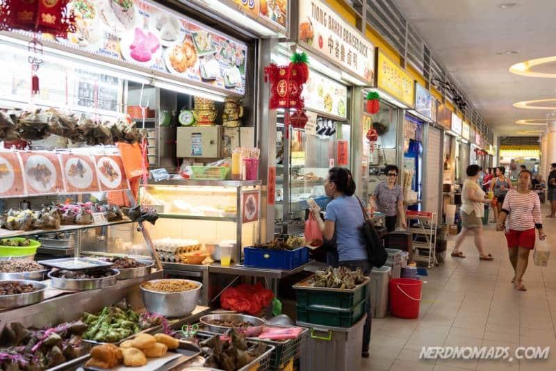 Thiong Bahru Market Singapore