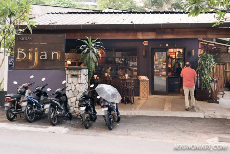 Bijan Restaurant KL