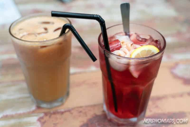 Drinks at Merchants Lane KL