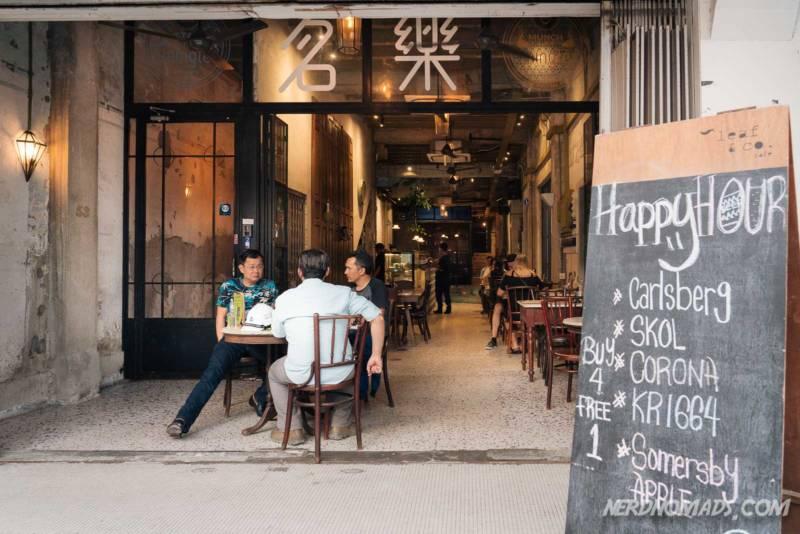 Leaf & co cafe KL
