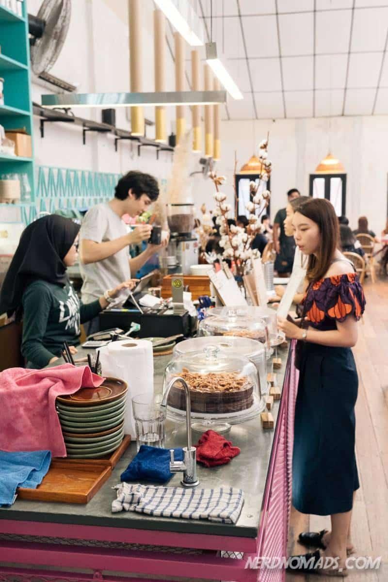 Merchants Lane Cafe KL