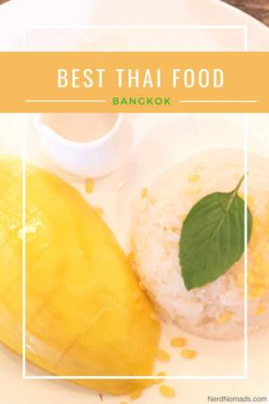 The Best Places To Eat Thai Food In Bangkok