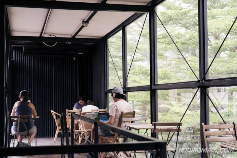 The VCR Cafe KL