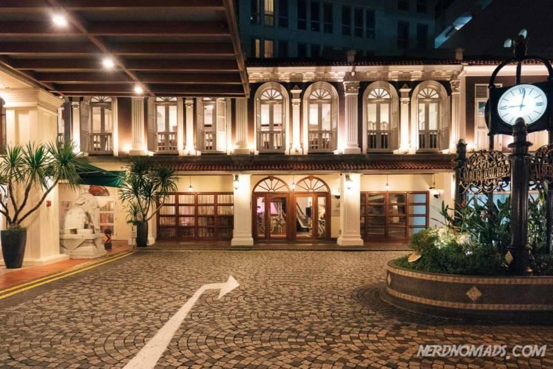 Village Hotel Albert Court Singapore