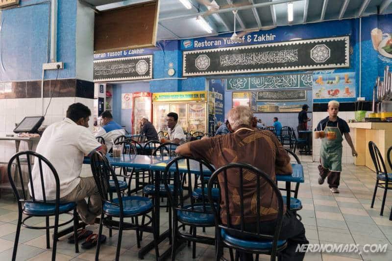 Yusoof Dan Zakhir Restaurant KL