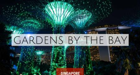 Gardens by the bay Singapore guide