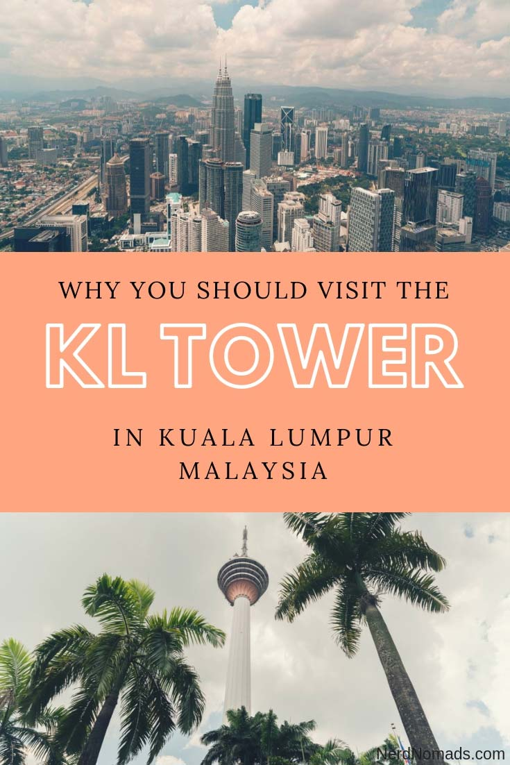 KL Tower and its Canopy Walkway is a must-visit if you are in Kuala Lumpur, Malaysia. The view from the open-air Sky Deck on top of KL Tower is amazing! KL Tower has a lot to offer its visitors. Read the article and find out why you should visit the KL Tower. KL Tower | Things To Do In Kuala Lumpur | Things To Do In KL | Canopy Walkway at KL Forest Eco Park