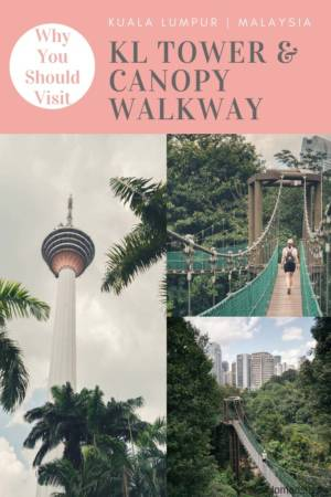 KL Tower and Canopy Walkway Forest Eco Park