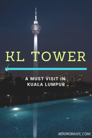 Things to do at KL Tower Kuala Lumpur