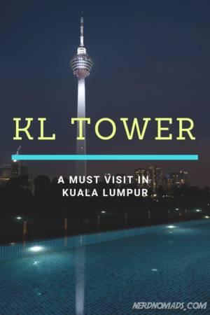 Things to do at KL Tower Kuala Lumpur
