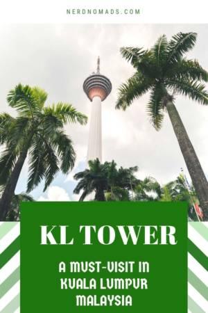 KL Tower Kuala Lumpur Malaysia