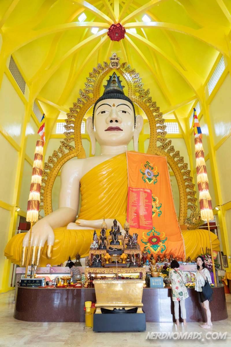 Sakya Muni Buddha Gaya Temple Singapore