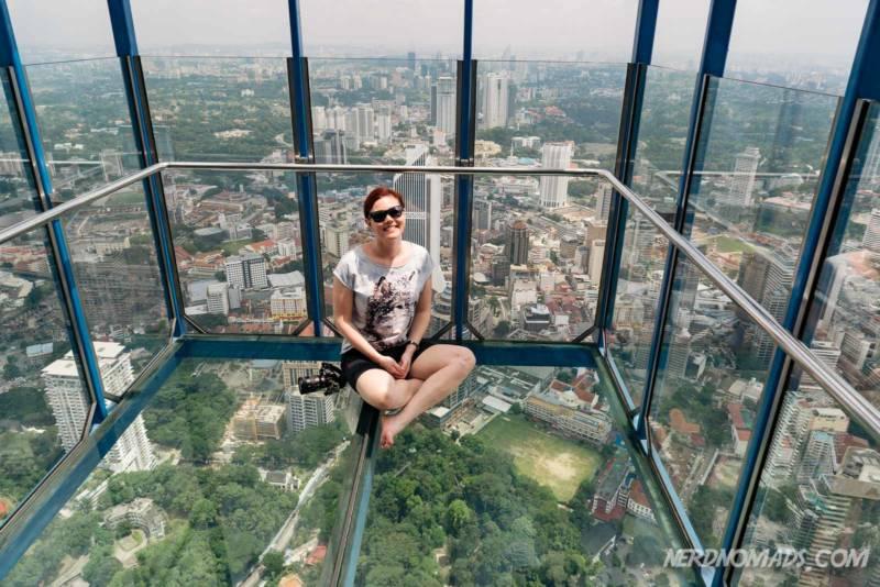 Sky Deck KL Tower