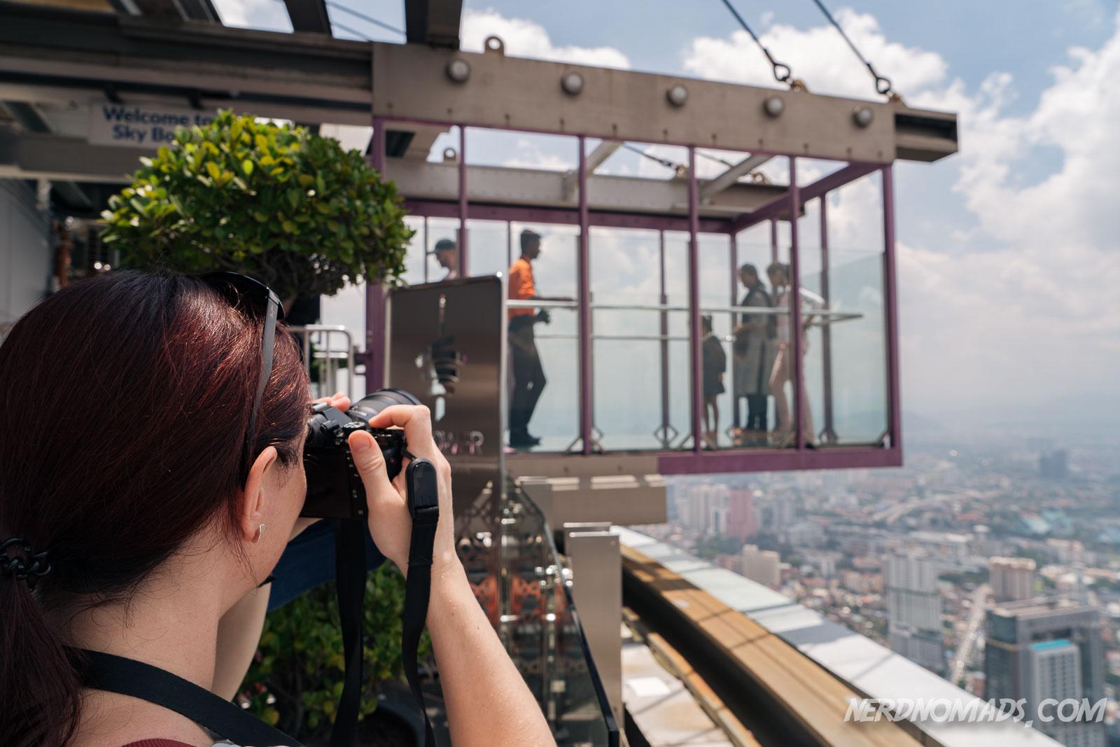 Get A Bird's-Eye View of Kuala Lumpur City - KL Tower - Nerd