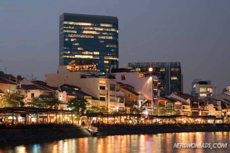 The Quays Singapore
