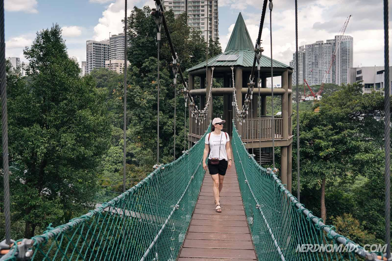 Get A Bird's-Eye View of Kuala Lumpur City - KL Tower - Nerd Nomads