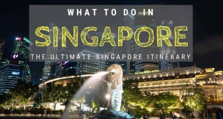 What To Do In Singapore