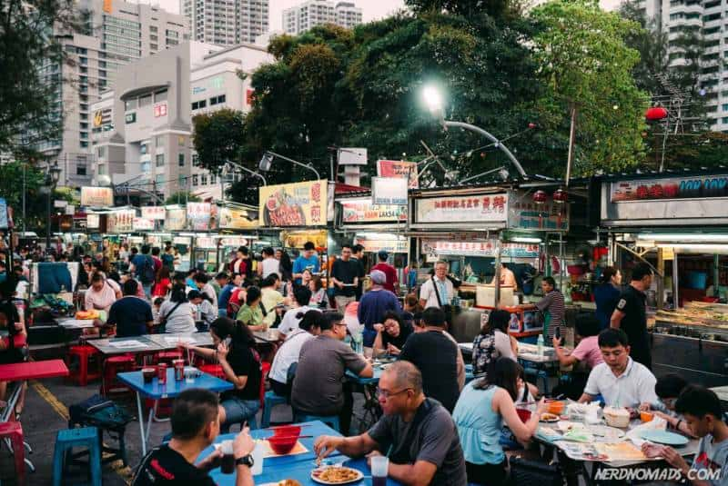 Gurney Drive Hawker Center