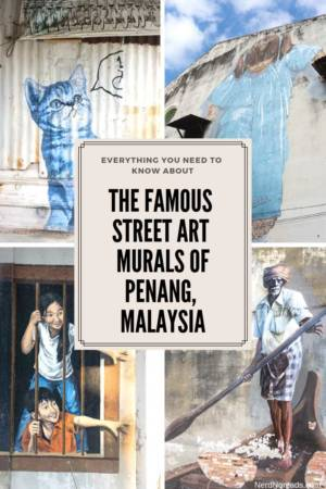 The ultimate guide to street art George Town Penang