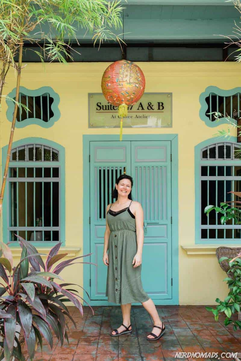 Boutique hotel George Town, Penang