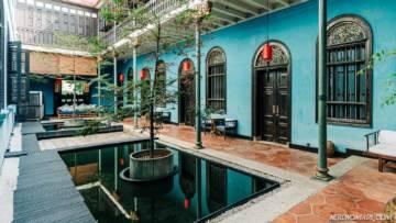 Rooms at the Blue Mansion Penang