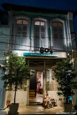 The 80s Hostel Penang