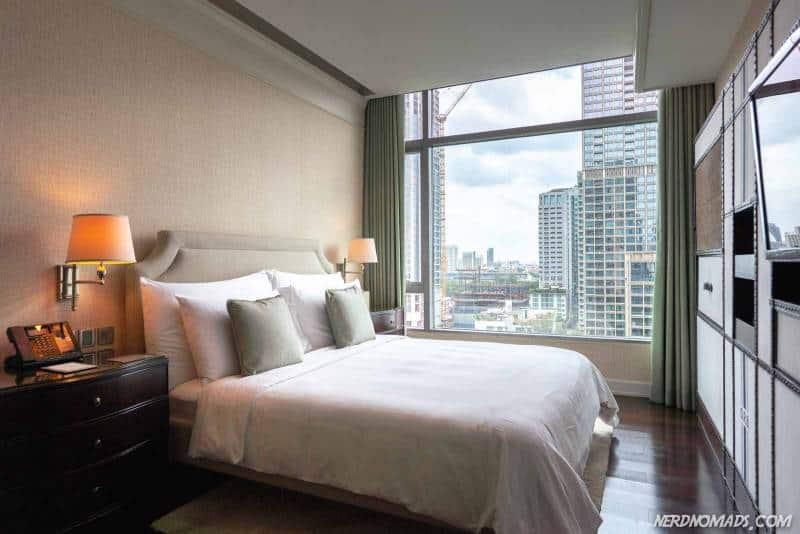 Apartment at Oriental Residence Bangkok