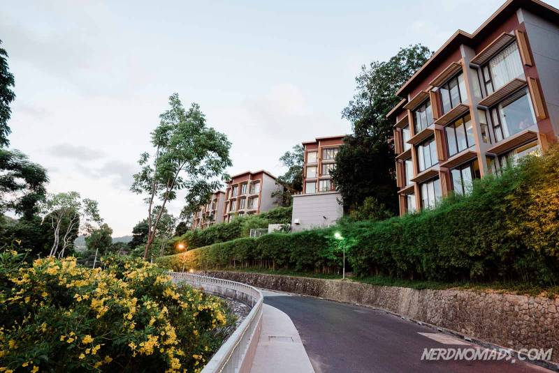 The lovely Amari Phuket Hotel in Patong