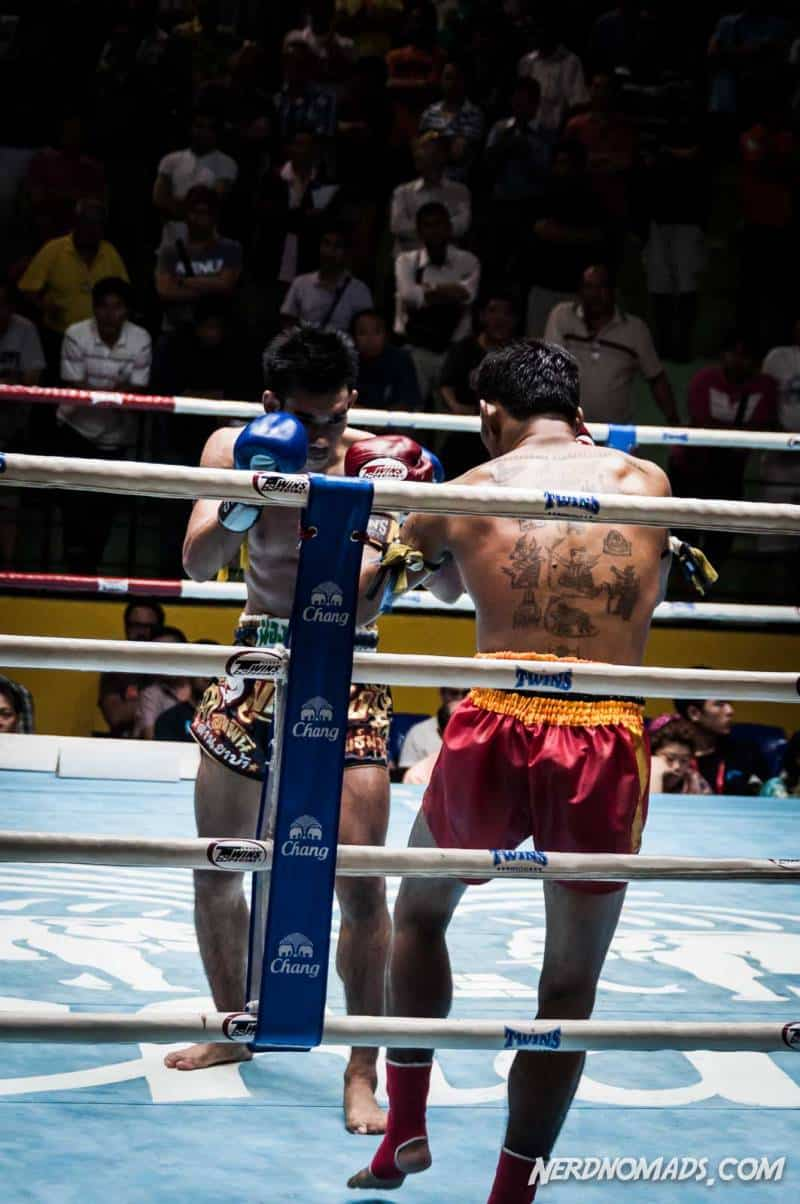 Muay Thai Boxing is a action filled sport