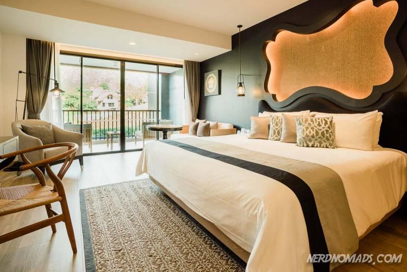 Lovely room at Avista Grande Phuket Karon Hotel