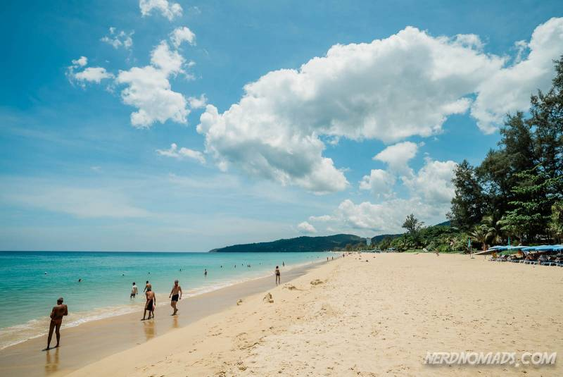Travel guide to the lovely Karon Beach in Phuket, Thailand