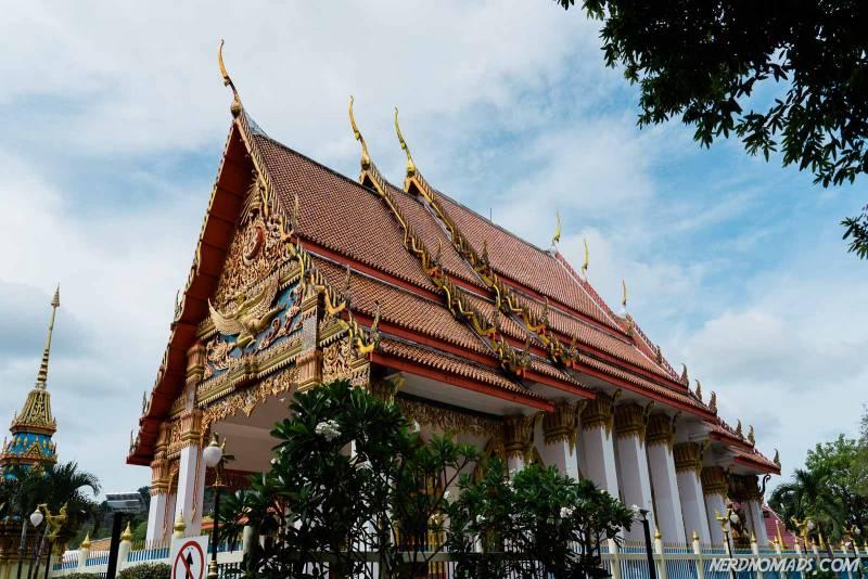 Wat Mongkol Nimit temple in Phuket Town