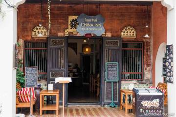 China Inn Cafe & Garden Restaurant Phuket Town