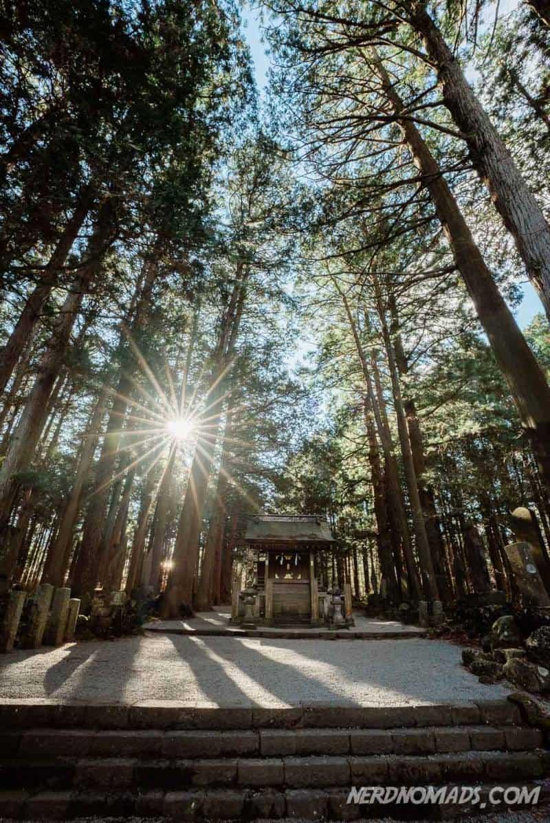 Sengen Jinja Shrine Mt Fuji