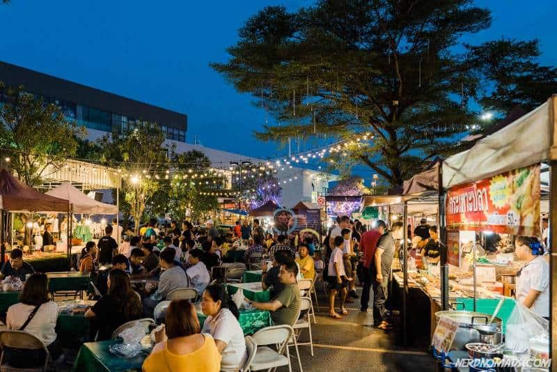 Indie Market in Phuket Town