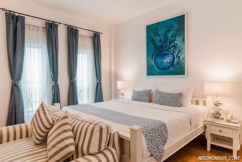 Standard room at Casa Blanca Hotel Phuket Town