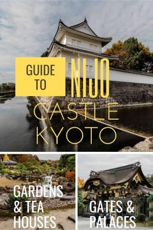 Guide to Nijo-jo Castle, Kyoto